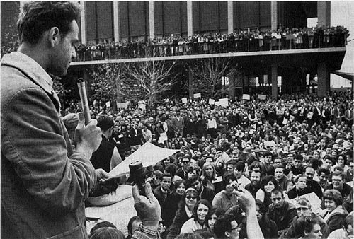 free speech movement archives