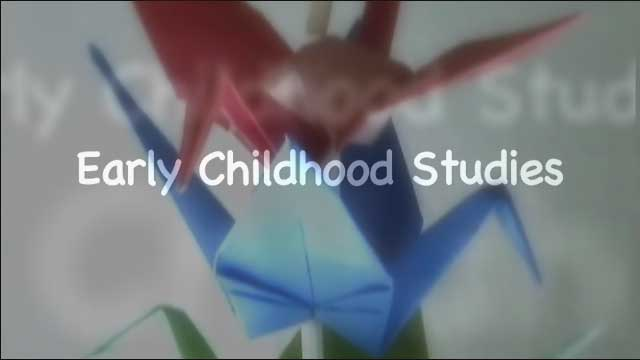 Watch the introduction to Child Studies video featuring Terry Shue