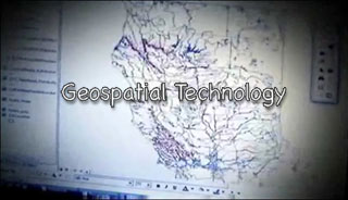 Watch the introduction to GeoSpatial Technology