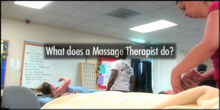 Watch the introduction to Massage Therapy