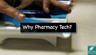 Watch the introduction to Pharmacy Technician