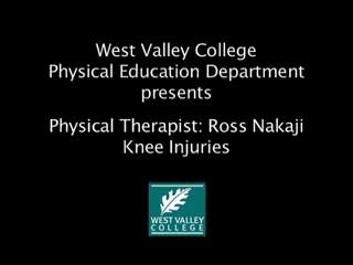PE Knee Injuries